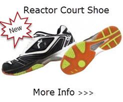 reactor court shoe a