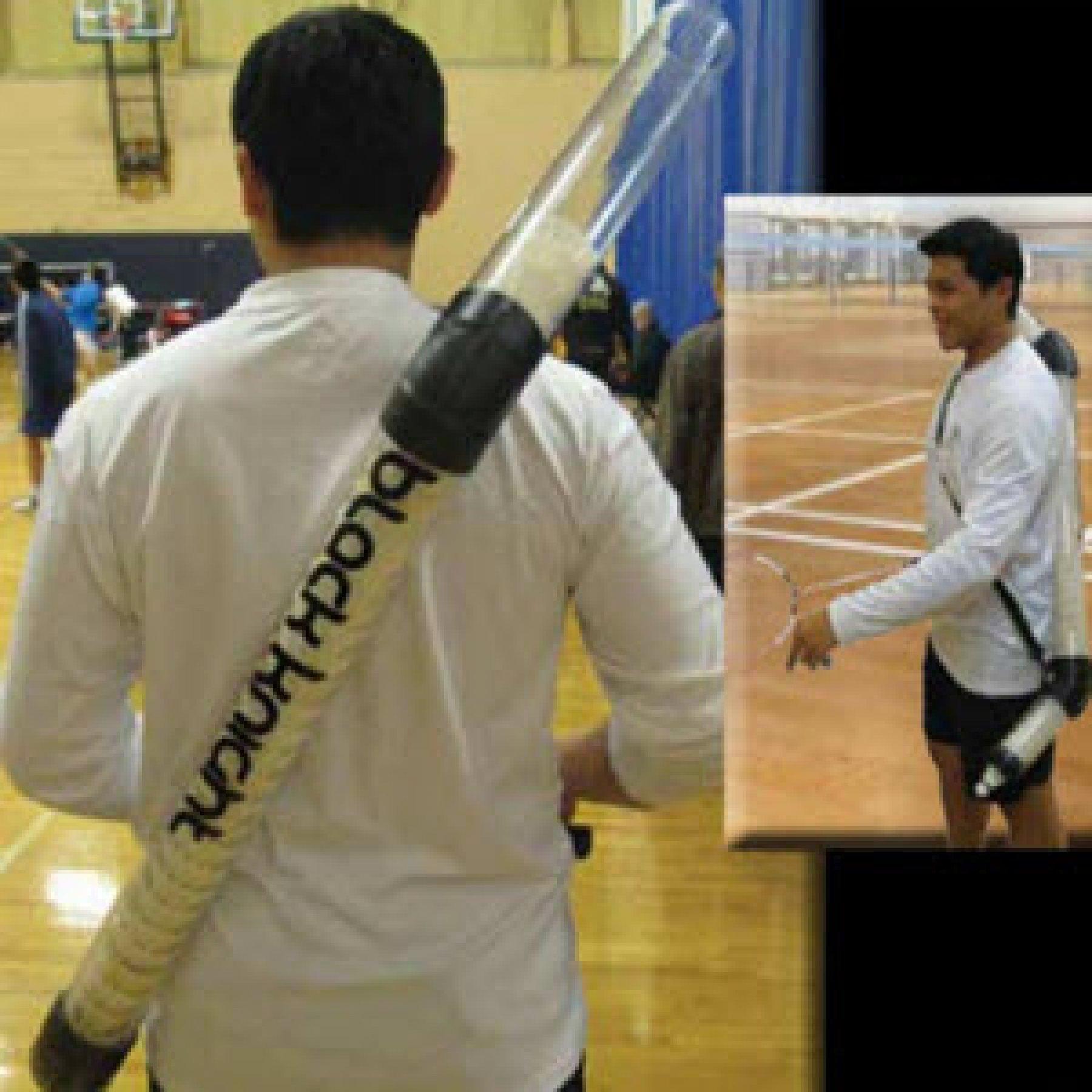 Badminton Quiver
